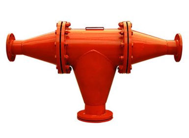 PZQ系列瓦斯抽放管路排渣器