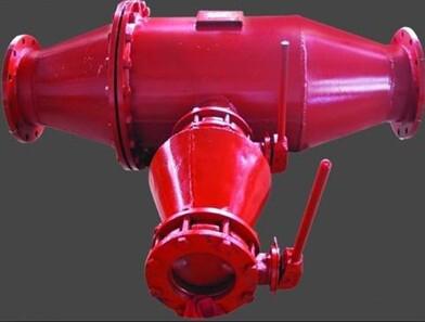 PZQ-K系列瓦斯抽放管路快速排渣器